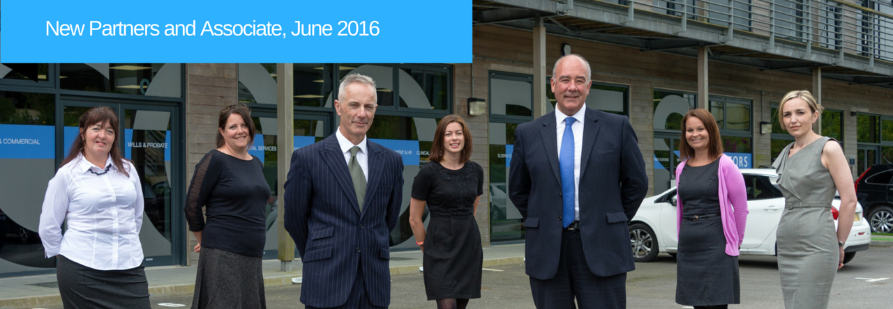 New Partners and Associate, June 2016
