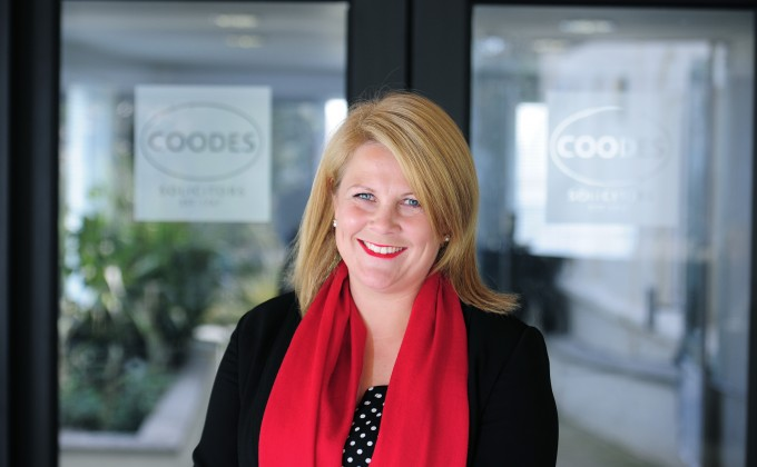 Abi Lutey -Partner- Coodes Solicitors