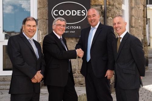 Coodes Preston Goldburn Merger