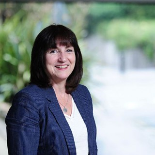 Brenda Robinson, new Chartered Legal Executive