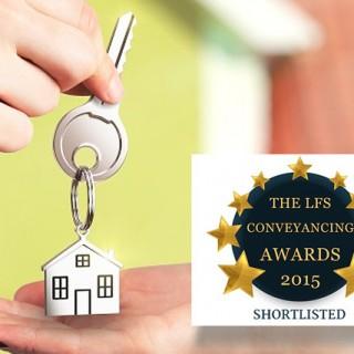 Coodes conveyancers shortlisted for national award