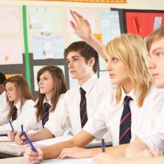 Choosing a secondary school