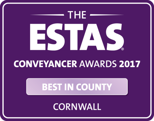 ESTAS Best in County logo