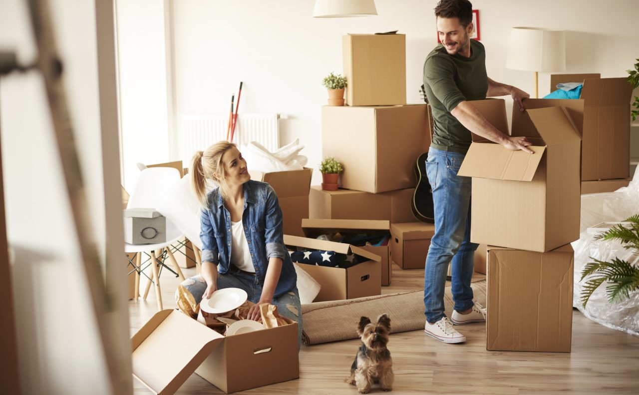 Living together - what are your property rights if you live