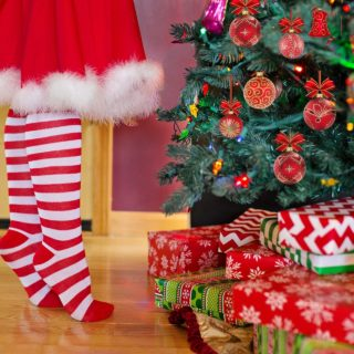 Christmas contact for divorced parents