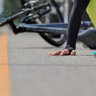 How we can all help prevent cycling accidents