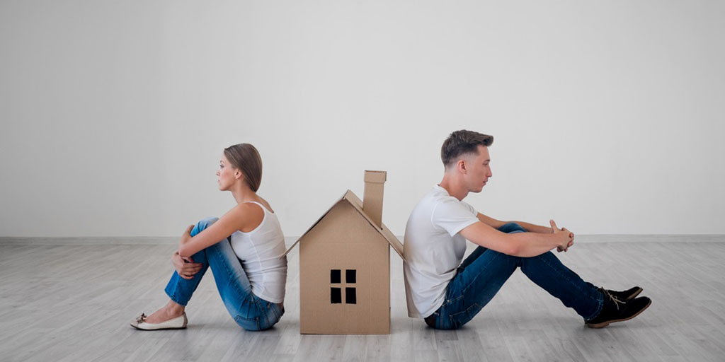 What property rights do you have if you separate