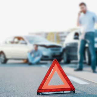 Should I expect an apology if I'm injured in a road accident?