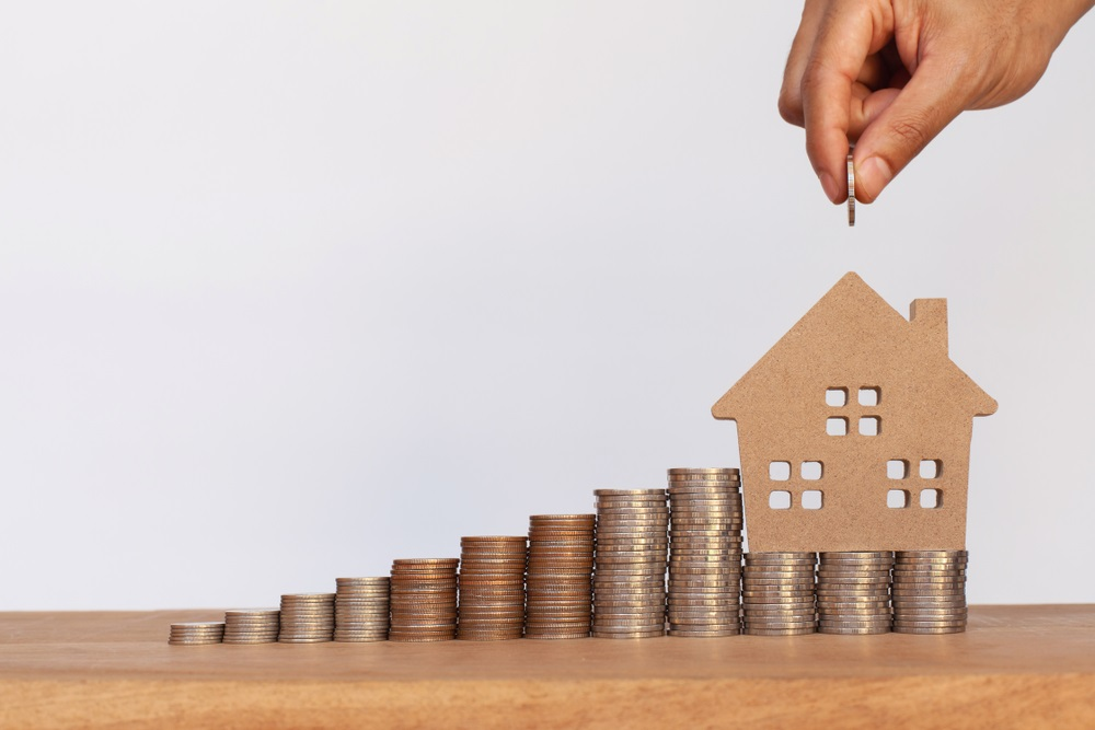 Saving for a property deposit