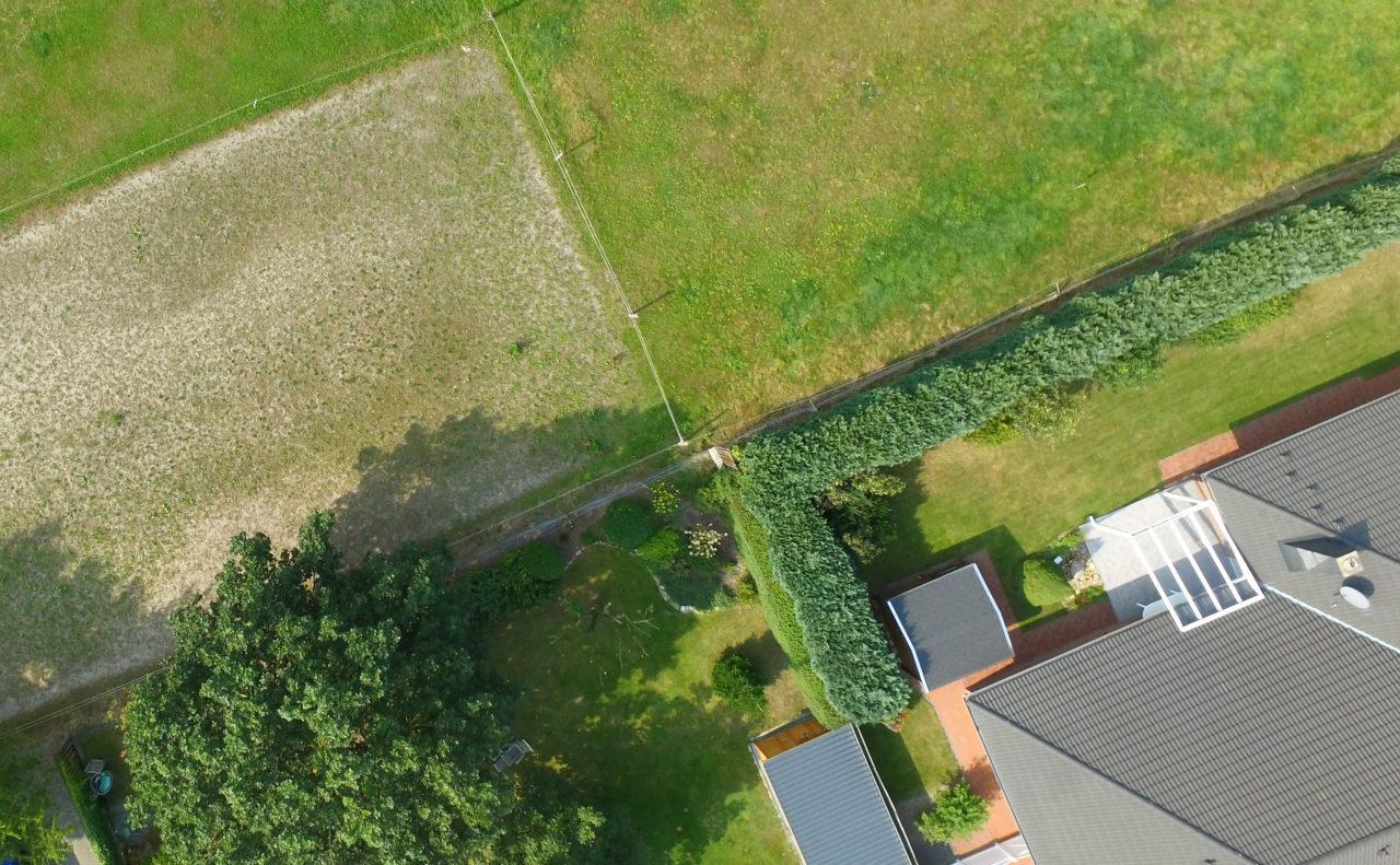Boundary disputes: good fences make good neighbours