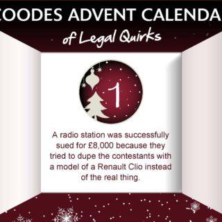 Coodes advent calendar