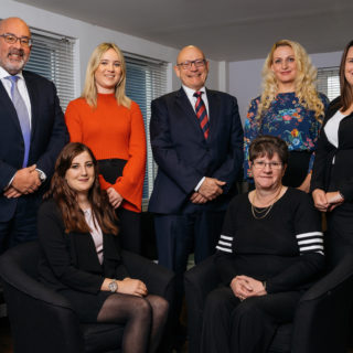 Coodes tops off a year of growth by appointing six new lawyers