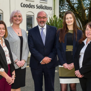 Property expansion for Coodes Solicitors