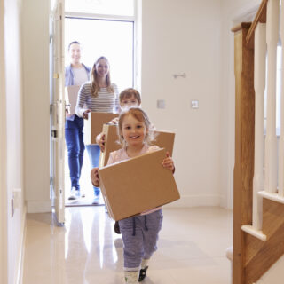 Six easy ways to reduce the stress of moving house