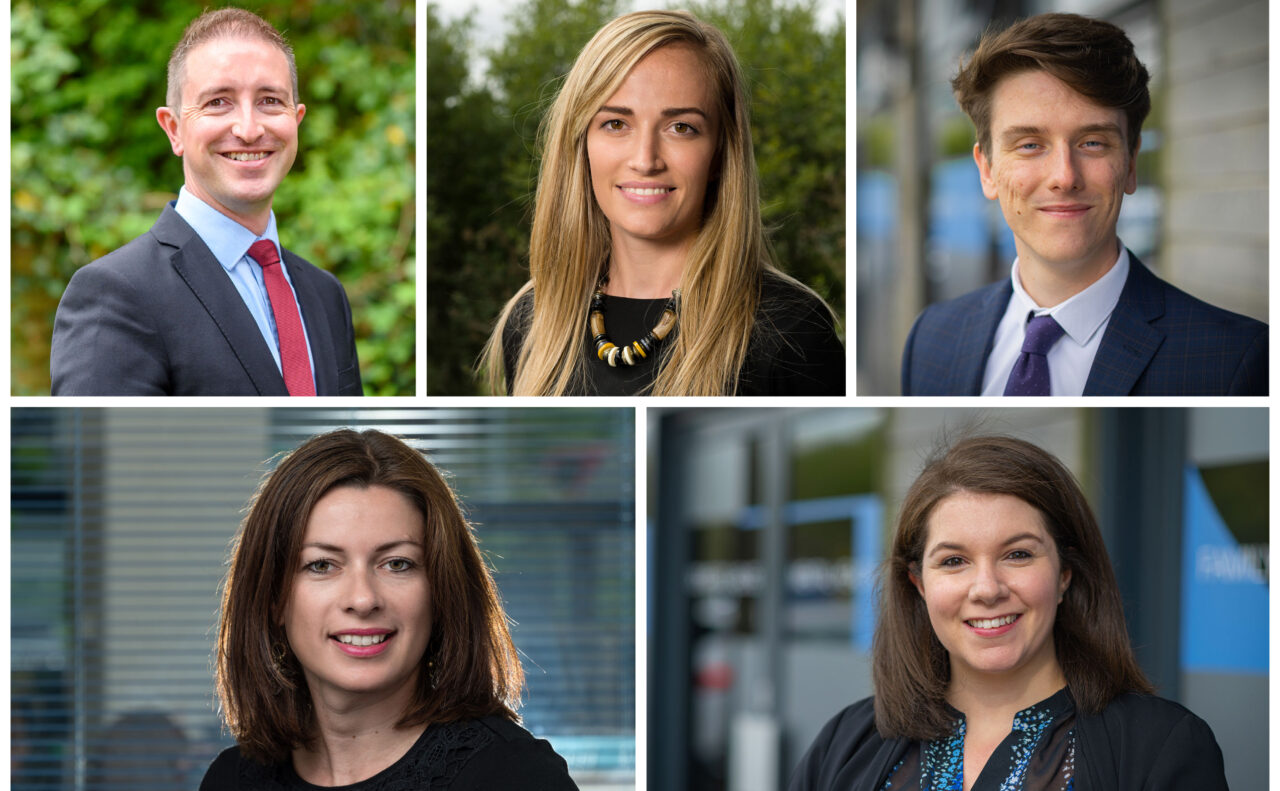 New recruits enhance Coodes Solicitors' commercial property expertise